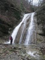 Водопады Полковничьи Полковничье