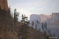 Скала Часовой - на г. Трю плато также называют Ятыргварта и Скирда.