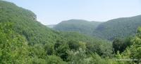 Гора Нависла Нависла или Медвежьи скалы