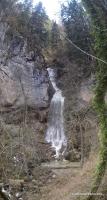 Университетский водопад водопад Университетский на Горелой балке