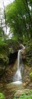 Водопад на ручье Самопех водопад