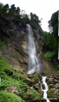 Верхнеходзинский водопад водопад Орлиный каньон Ходзя