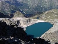 Озеро Кратерное Софийский хребет озера