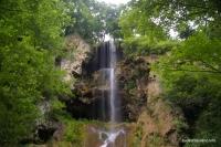 Монахов водопад водопад Монахов Монашеский водопад в Гуамском ущелье