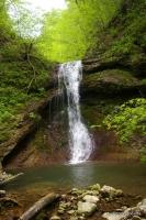 Чабанские водопады приток Щедоки