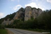 Скала Ярыческая Ярычская скала Скалистый хребет