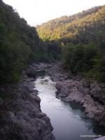 Гранитный каньон каньон ущелье Белая