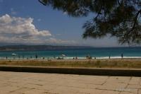 Пляж в Пицунде пляж берег в Пицунде