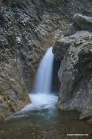 Один из заключительных водопадов Каньон Тхач