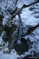 Водопад в балке Коваленко Адыгея, 5 мин от дороги