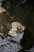 Каньон Фарса Фарс зимой ущелье Фарса