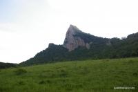 Ахмет-скала Самый восточный зуб Ахмет-скалы