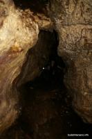 Ход в пещере Чернореченской пещера Чернореченская