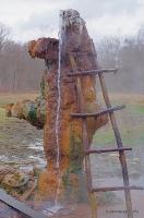 Скважина термальной воды дикие источники Гуамка, Нижегородская