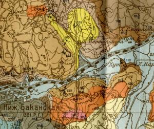 Геологические Карты Кубанского Нефтеносного Района