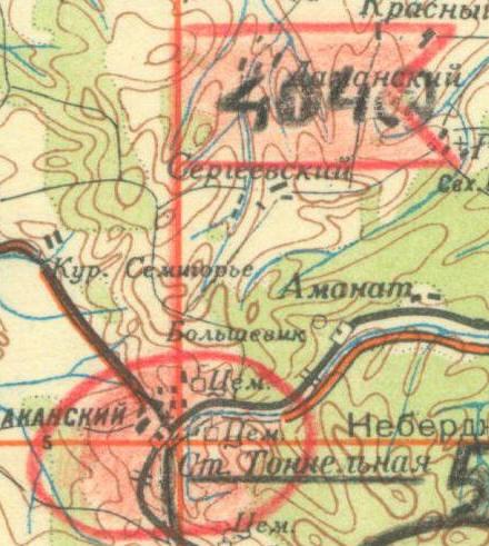 Западная Часть России Карта скачать
