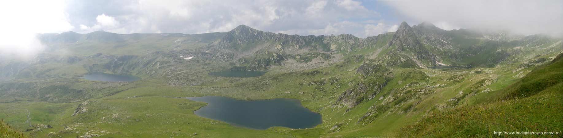фото озер архыза