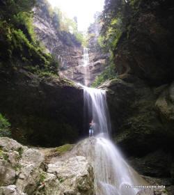 Яворов водопад